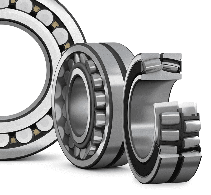 SKF introduced the spherical roller bearing in 1919 and have been continuously improving them ever since