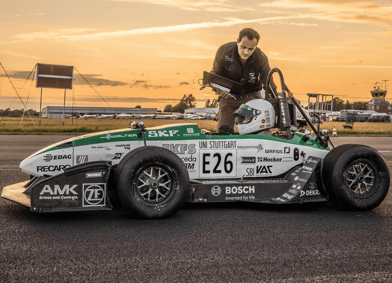 Formula Student Germany participants