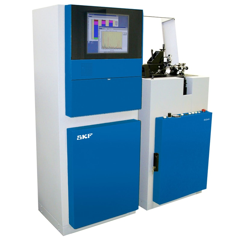 Grease testing machines