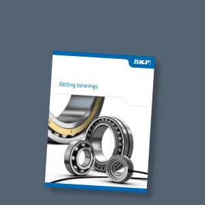 NEW Rolling bearings catalogue