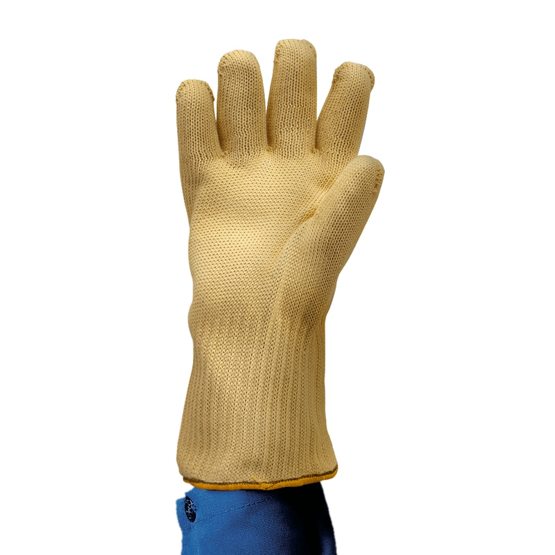 Heat and oil resistant gloves