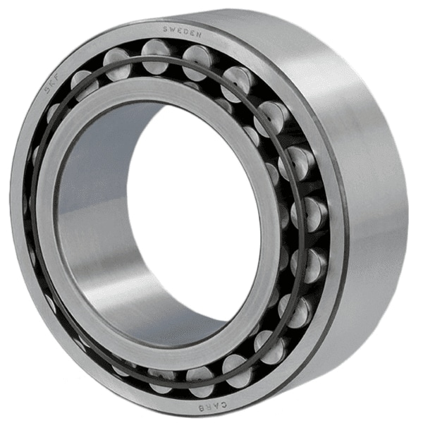 CARB toroidal roller bearings double service life in continuous caster