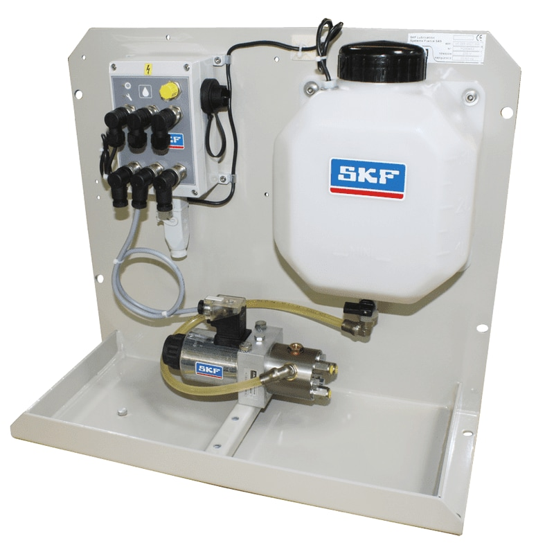SKF Oil Projection System
