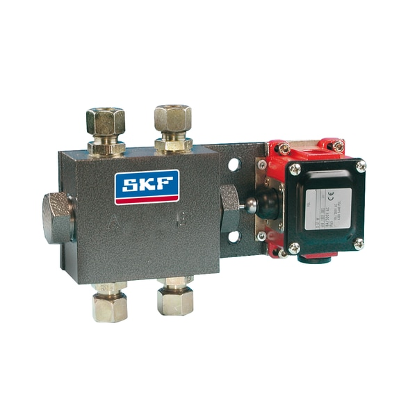 DDS50 differential pressure switch