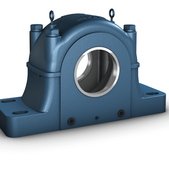 SDAF split pillow block housing, including the extended range