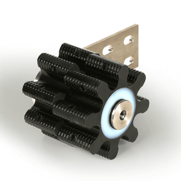 Lubrication pinion