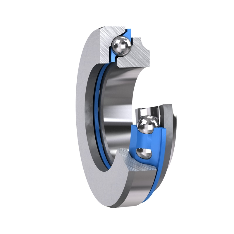 Bearings with Solid Oil