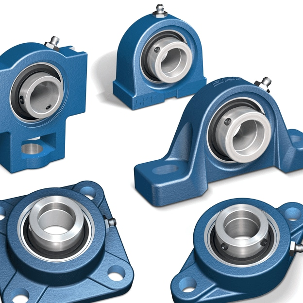 All types of ball bearing units to North American standard