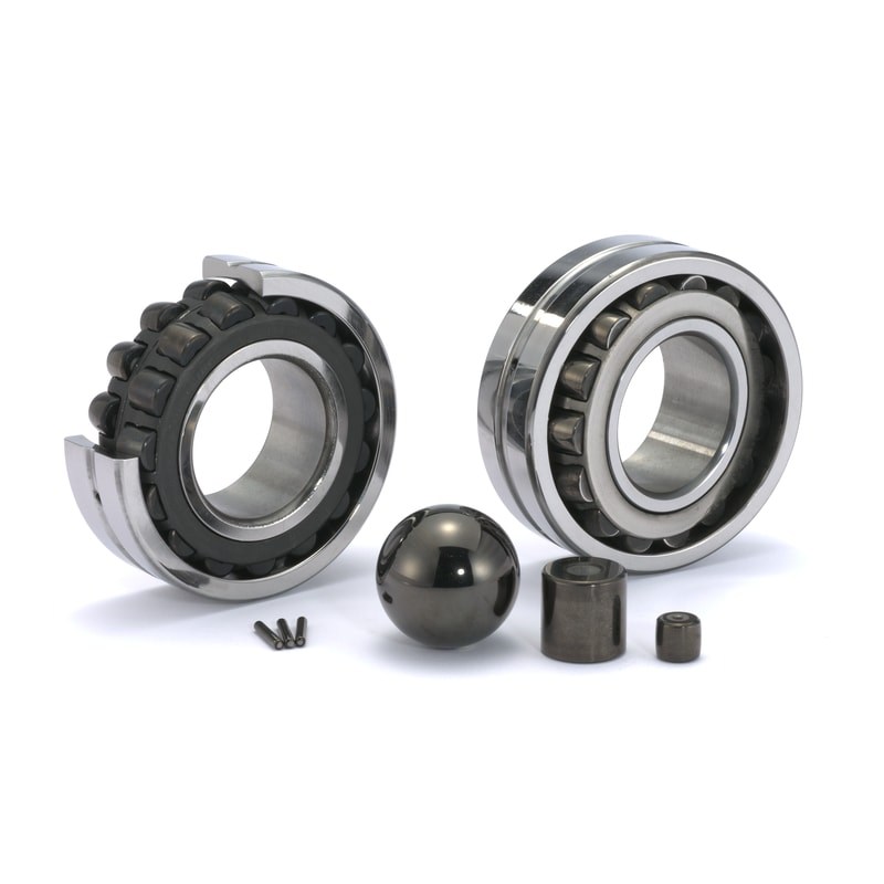Prevent failures with this ceramic-coated, low-friction bearing