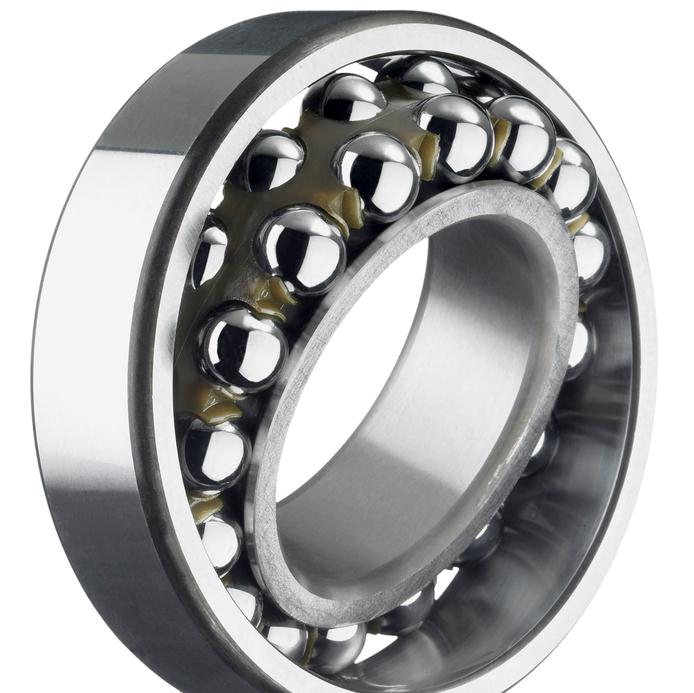 A low-friction, high-speed alternative to spherical roller bearings