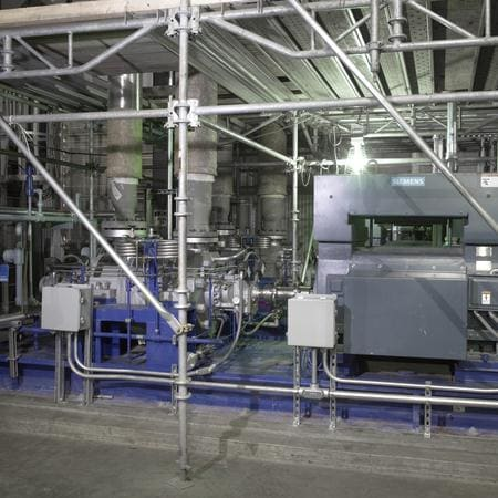 Feedwater system
