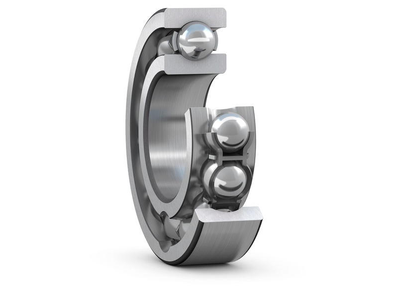 Optimized bearing selection