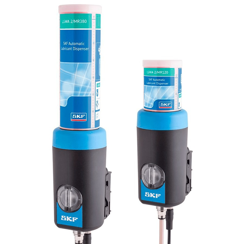 Automatic lubricant dispenser TLMR series