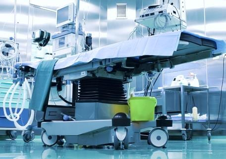 Medical procedure equipment