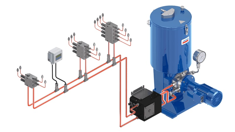 Skf lubrication systems benelux