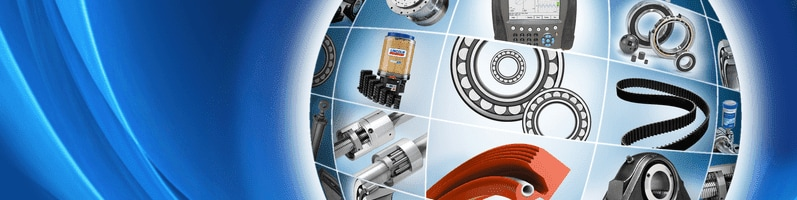 SKF product landing page banner