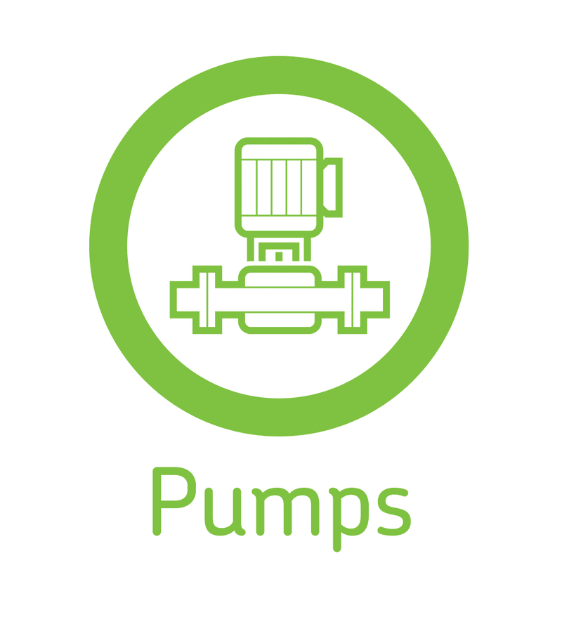 Pumps icon