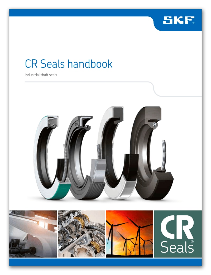 CR Seals from SKF