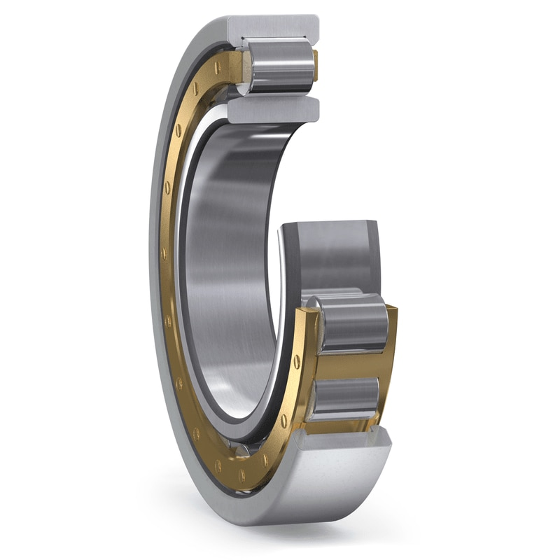 Cylindrical rolller bearings