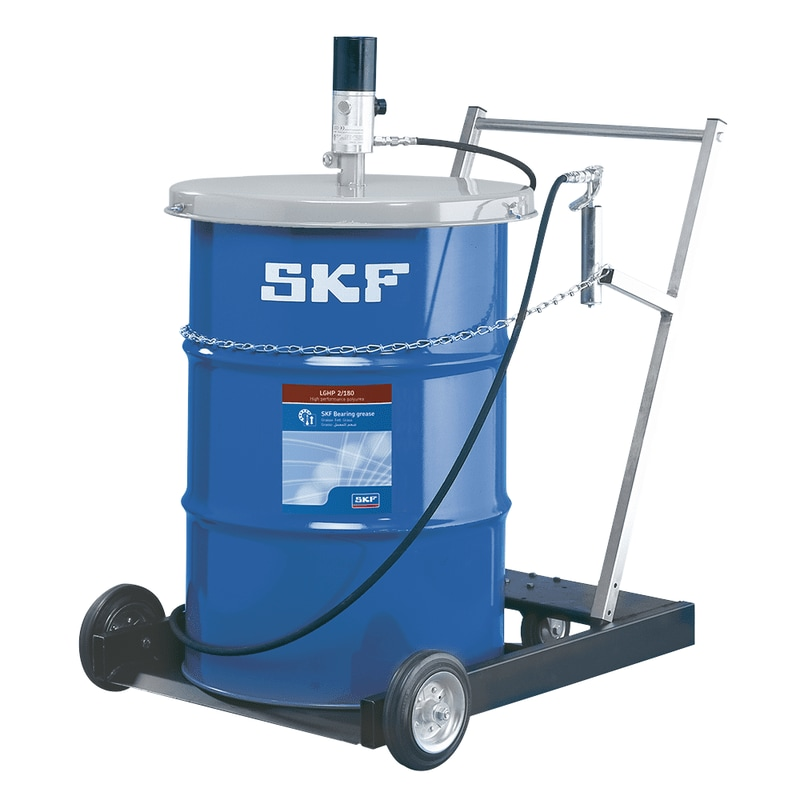 Electric Hydraulic Pump >> Grease Pumps SKF - for all lubricating grease needs