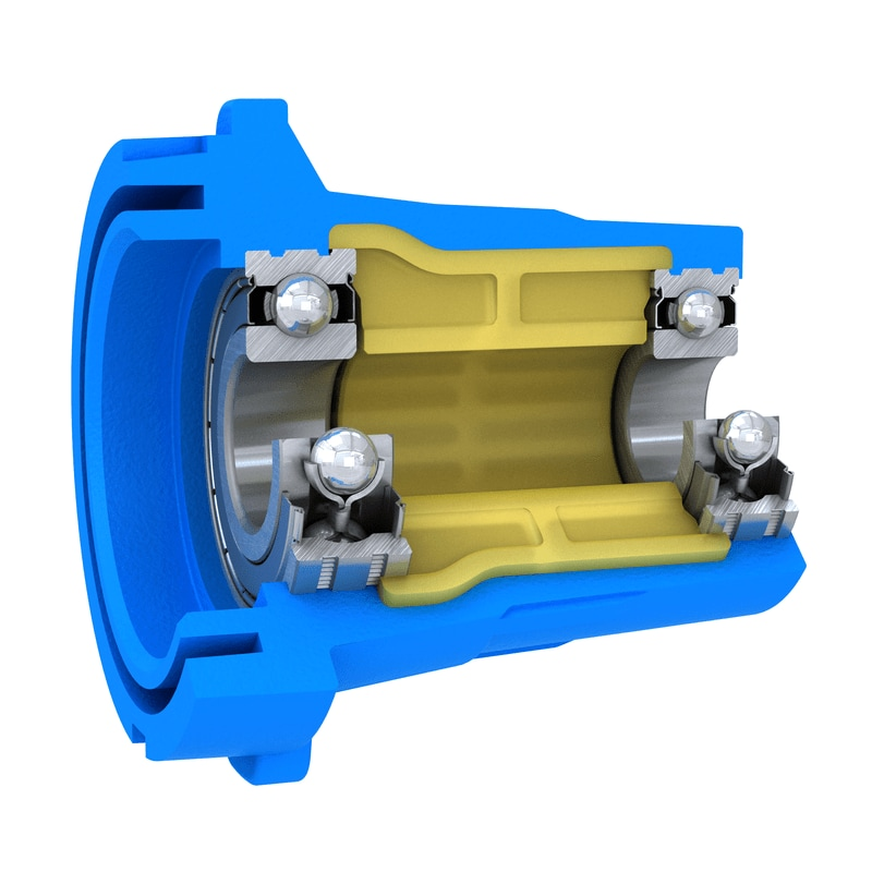 SKF Drum Support Unit image