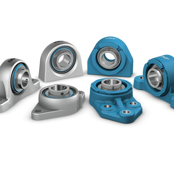 SKF Food Line ball bearing units