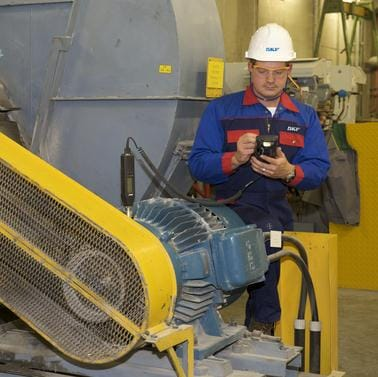 SKF Operator Driven Reliability cuts mill equipment failures by 25%