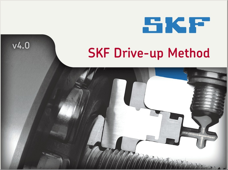 SKF Drive-up Method program
