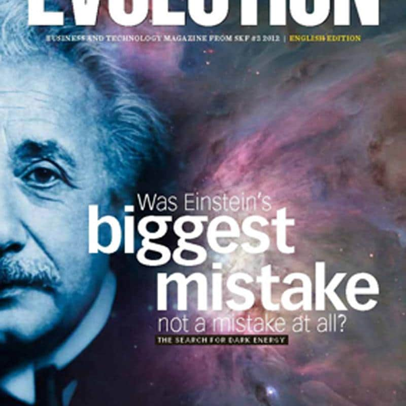 Evolution magazine