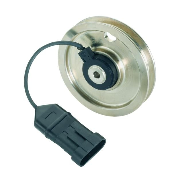 Roller encoder unit AHE-5510C with a pulley