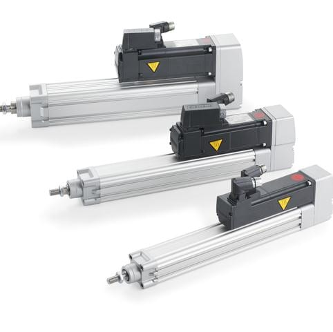 CASM electric cylinders