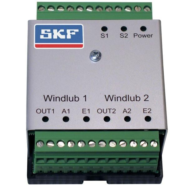 SKF WindCon Lubrication Interface