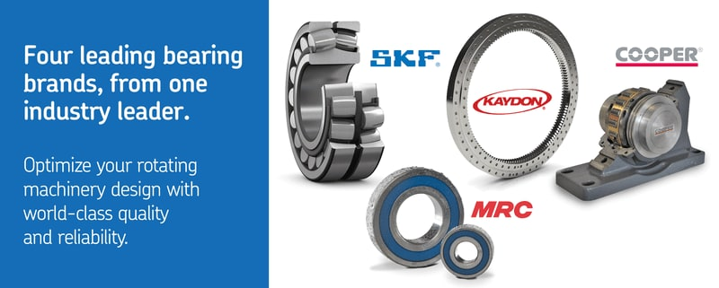 """ThinkSKF"" bearing brands campaign"