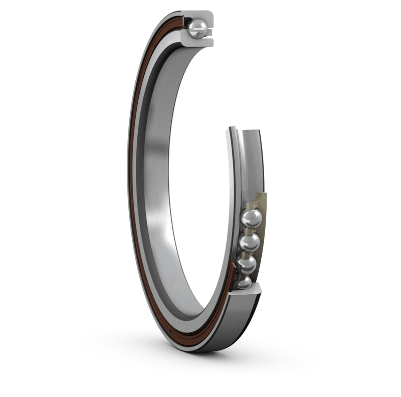 SKF angular contact ball bearing_racing