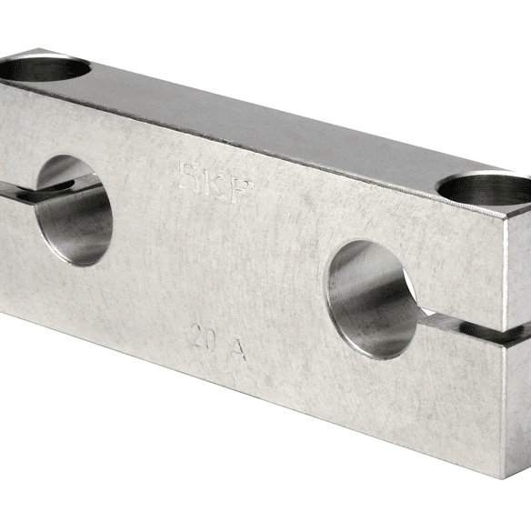 LEAS/LEBS - Tandem shaft blocks