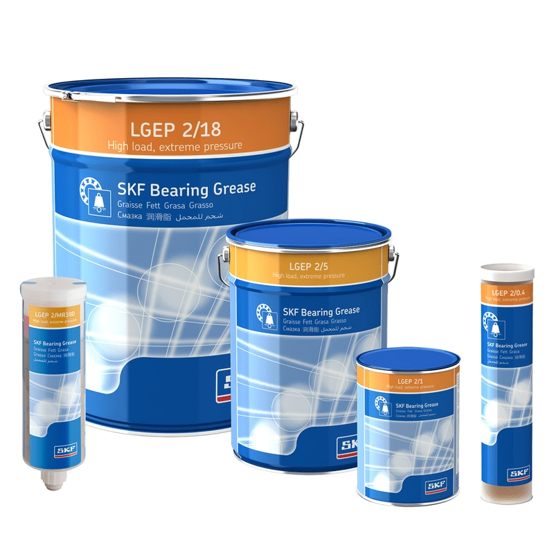 High load, extreme pressure grease