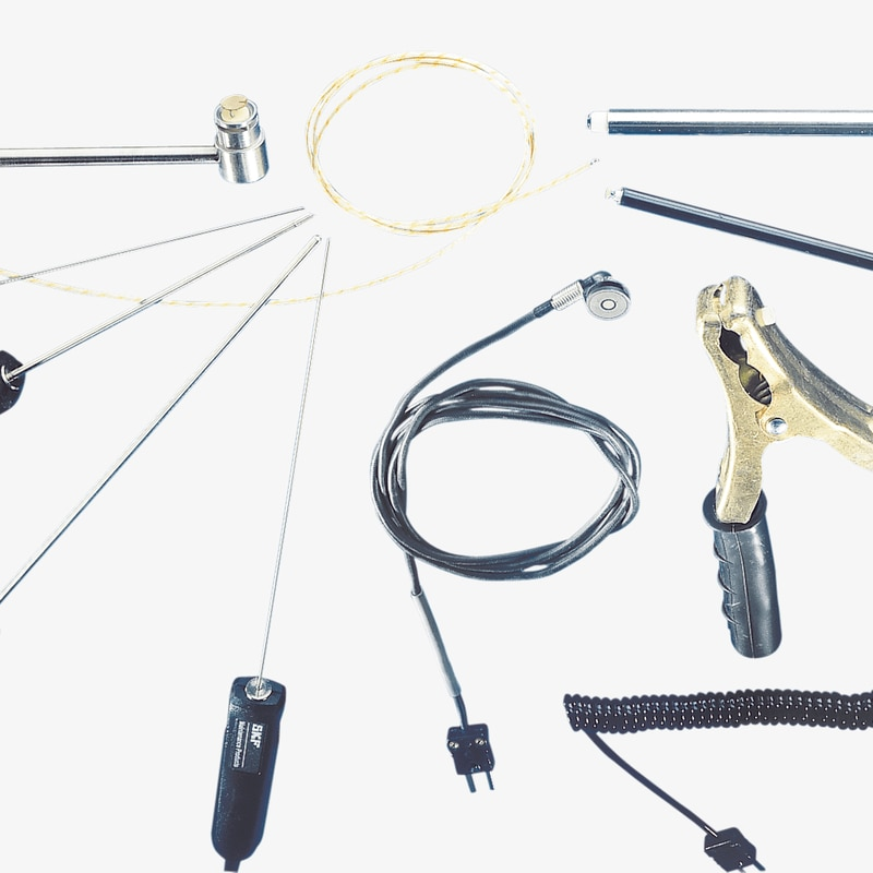 K-type thermocouple probes