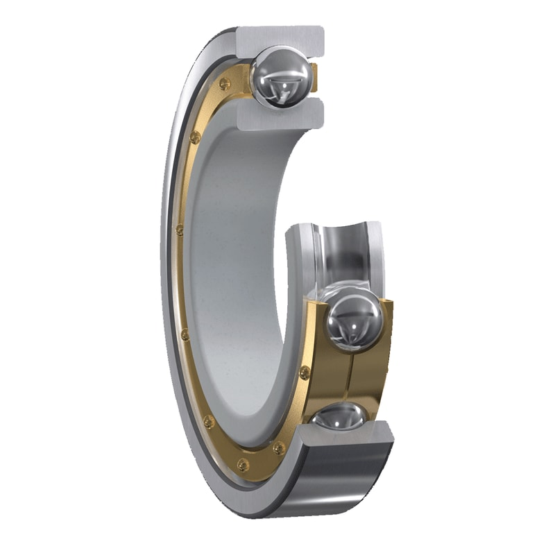 SKF Quiet Running deep groove ball bearing