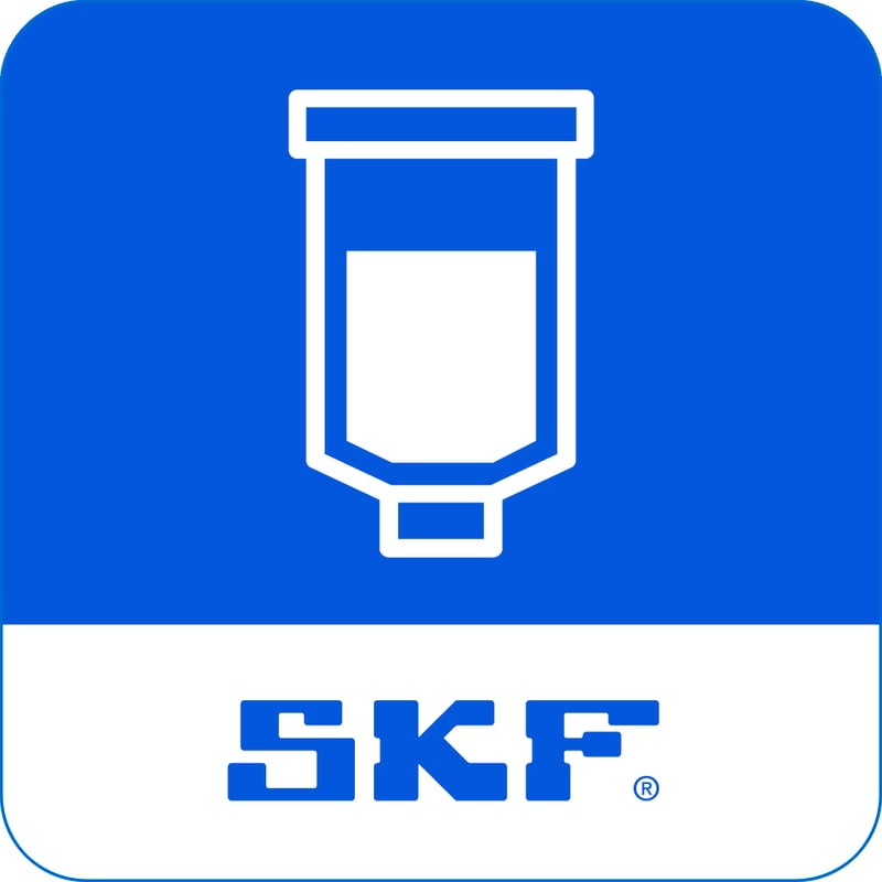 SKF Re-lubrication Calculation Program DialSet app for smartphones