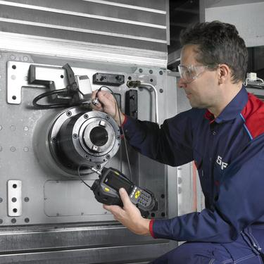 Machine tool spindle service