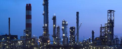 Oil and Gas, Refining, Petrochemicals industries