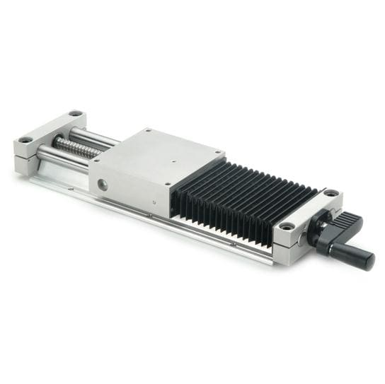LZAB/LZBB Linear ball bearing slides (motor driven)