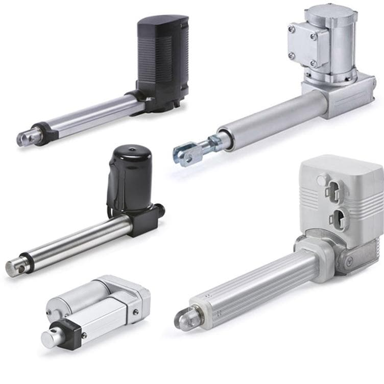 SKF linear actuators