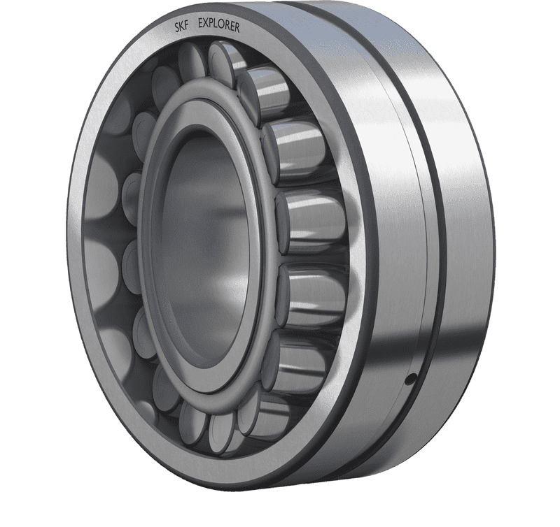 SKF Explorer E design spherical roller bearing