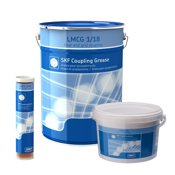 SKF Grid and gear coupling grease LMCG 1