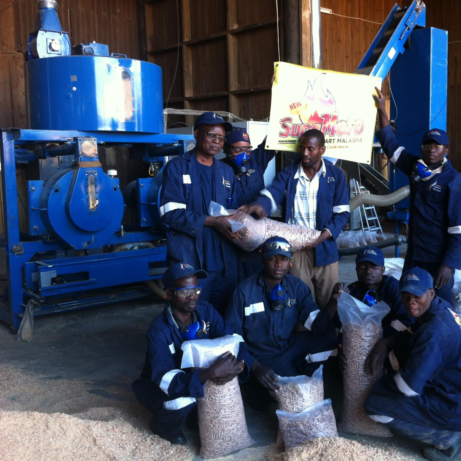 Zambia: Emerging Cooking Solutions