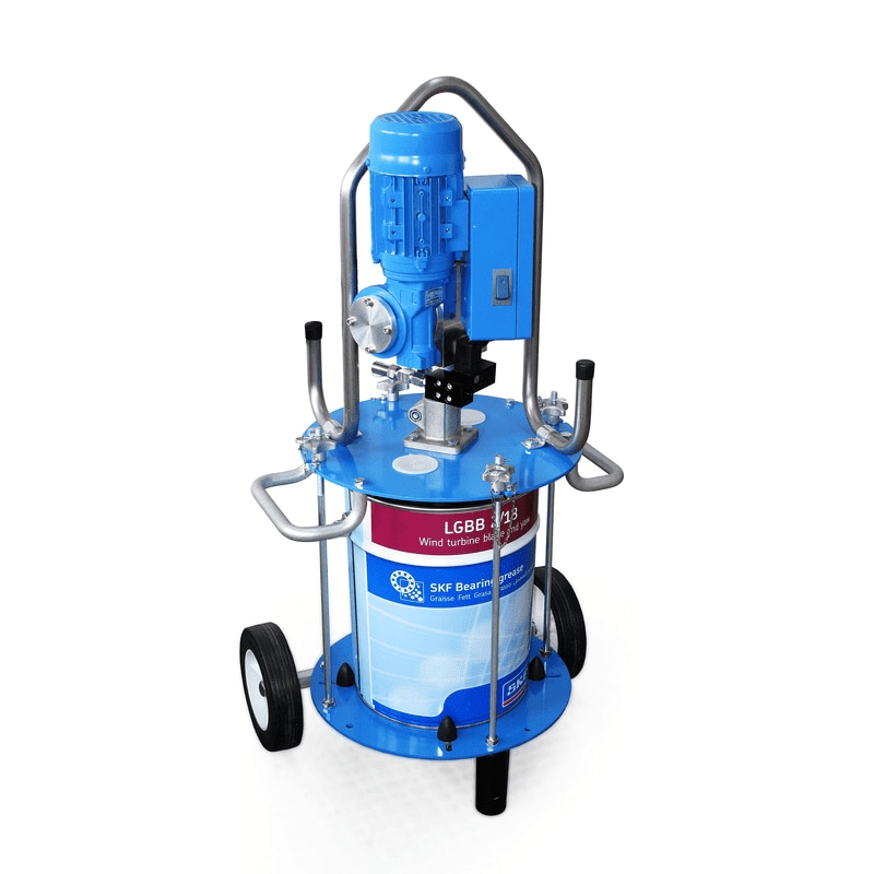 EFFP Electric Grease feeding pump