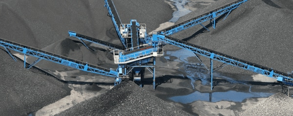 Dual-line systems can be used in the mining industry