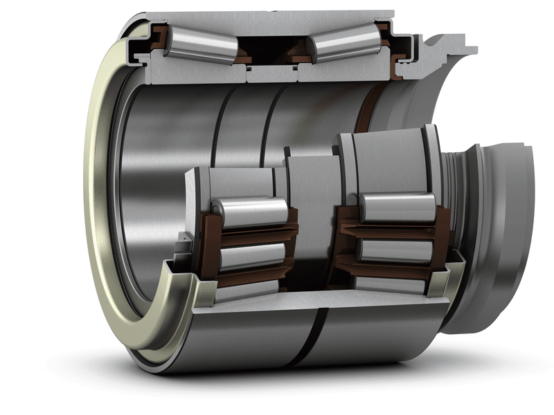 Tapered roller bearing unit