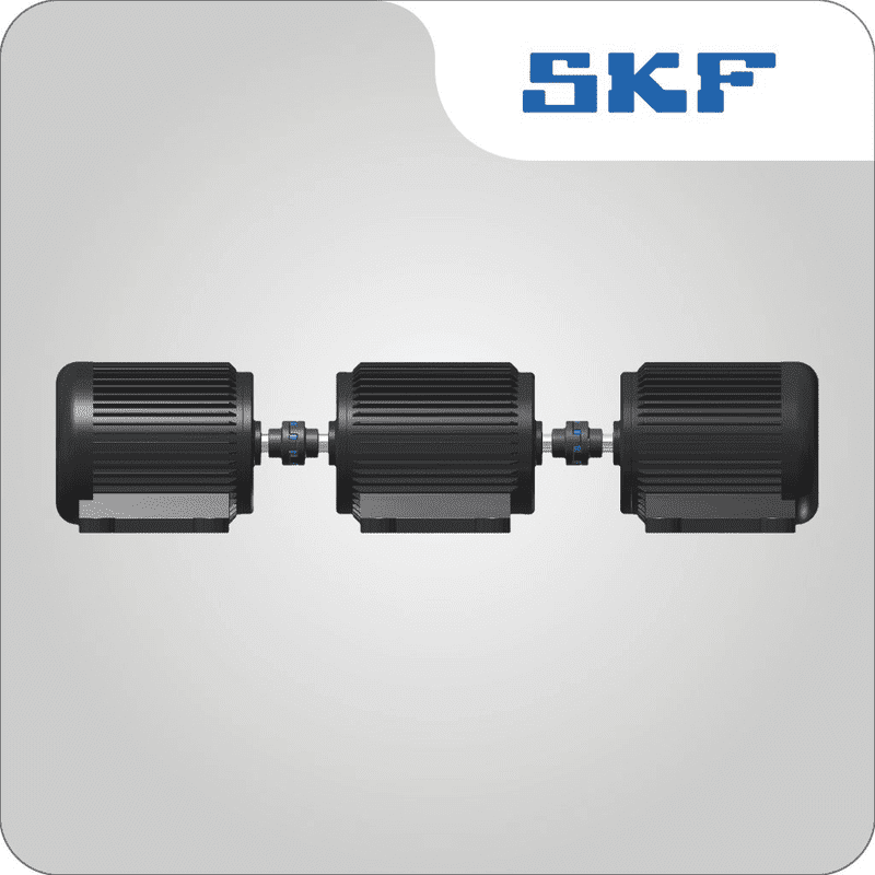 TKSA Shaft alignment app - Machine Train shaft alignment